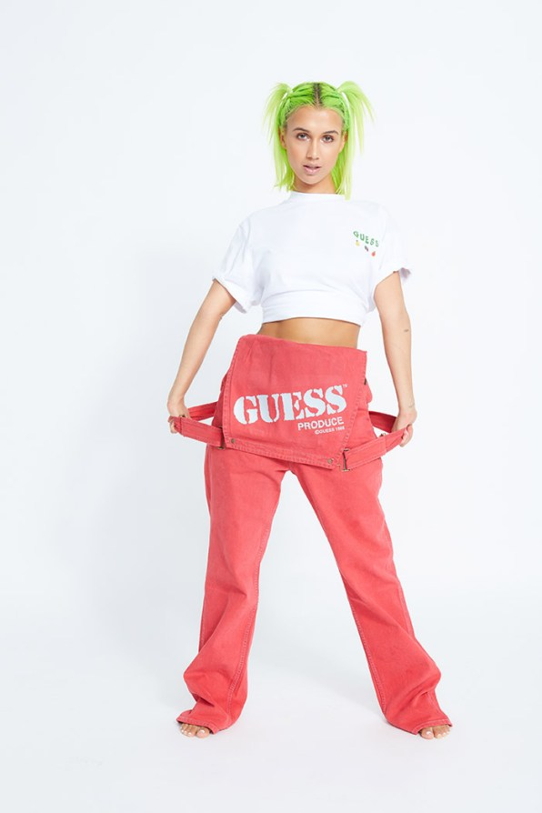 GUESS Jeans x Sean Wotherspoon