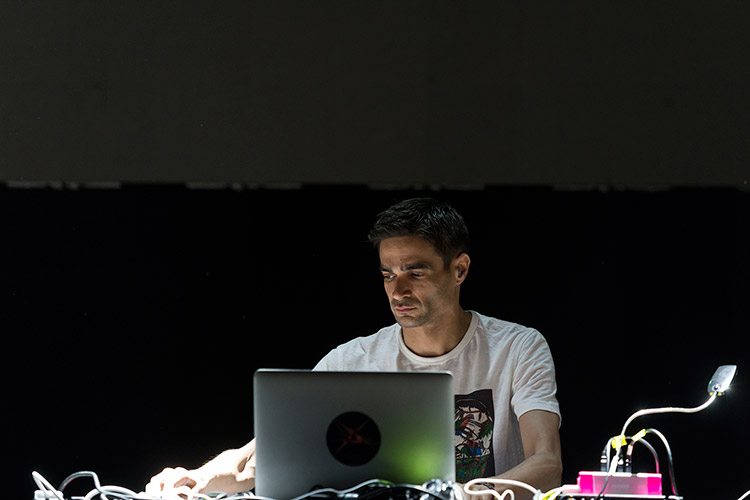 Jon Hopkins @ Primavera Sound 2018