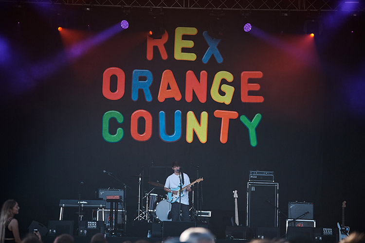 Rex Orange County @ Primavera Sound 2018