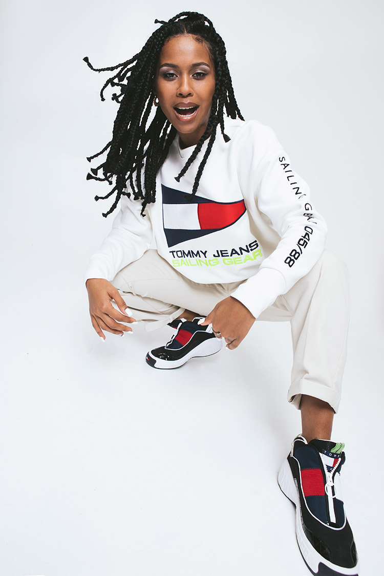 """Tommy Jeans """"Fly"""""""