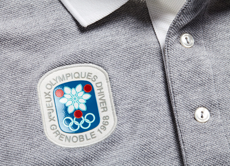 Lacoste Olympic Heritage Grenoble 68