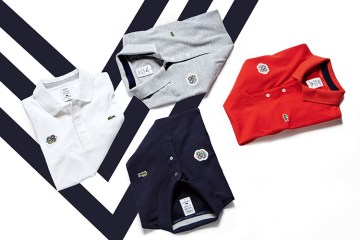 Lacoste Olympic Heritage