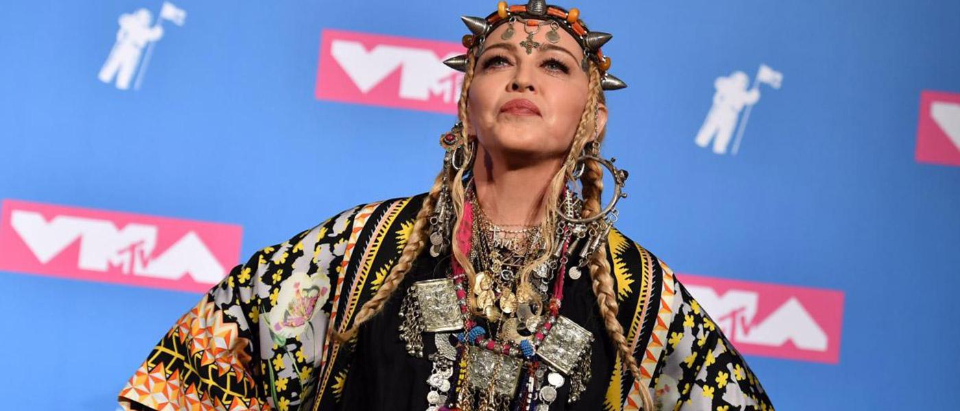 Madonna @ MTV VMAs