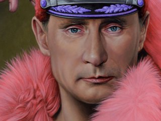 """The Pinks"" by Scott Scheidly"