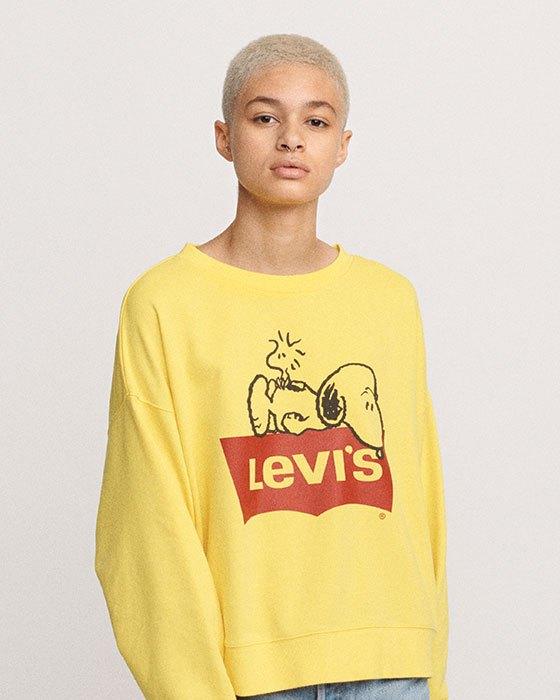 Levi's x Peanuts