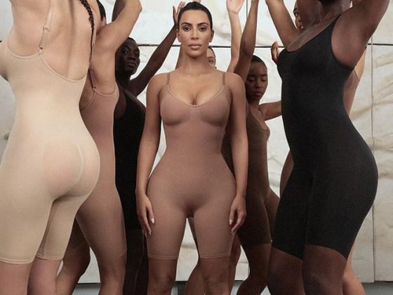 Kimono (shapewear) by Kim Kardashian