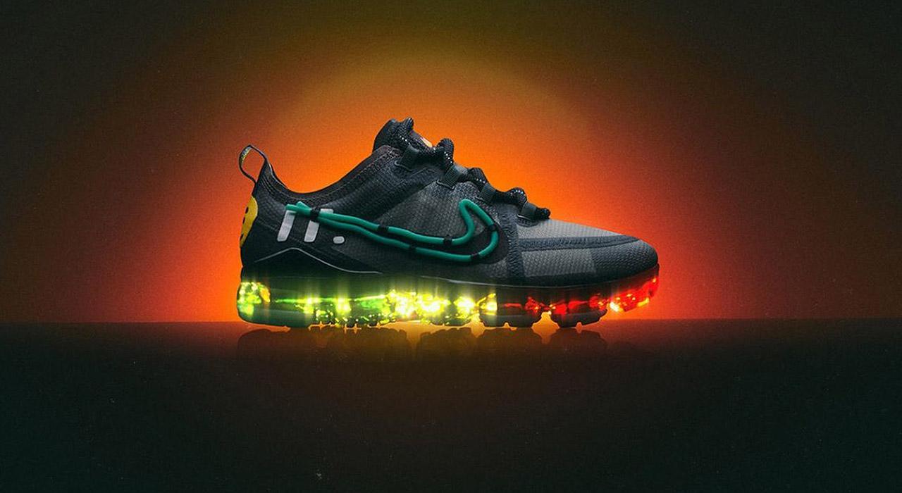 Nike celebra el solsticio con dos estampados únicos