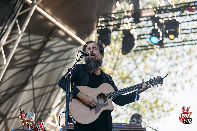 Iron & Wine and Calexico @ Super Bock Super Rock 2019
