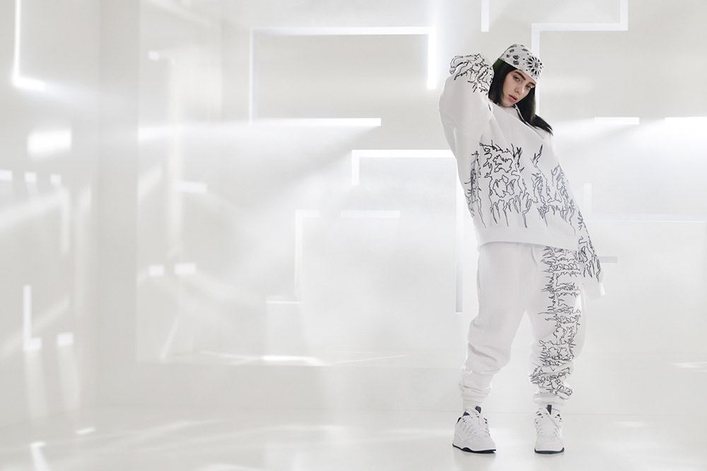 Billie Eilish x Bershka