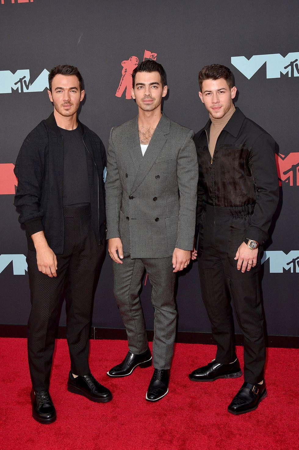 Jonas Brothers (Fendi)