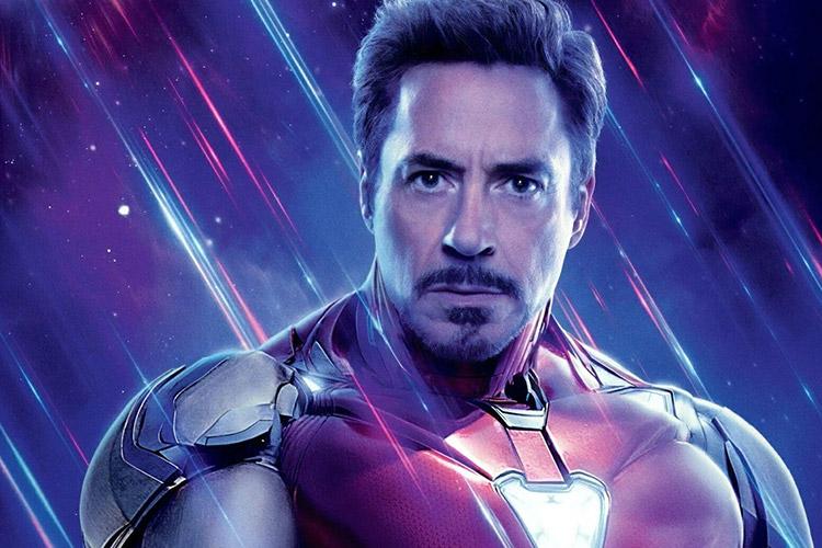 "Iron Man @ ""Vengadores: Endgame"""