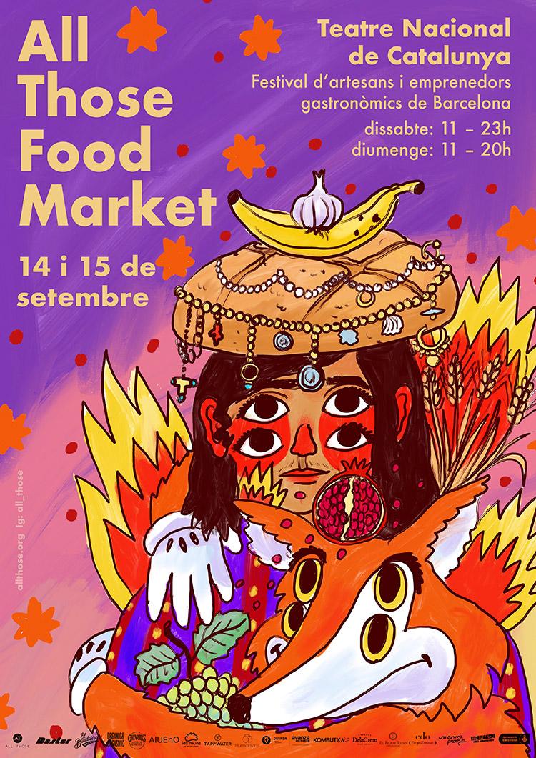 All Those Food Market (cartel)