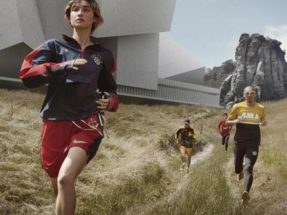 Jun Takahashi x Nike