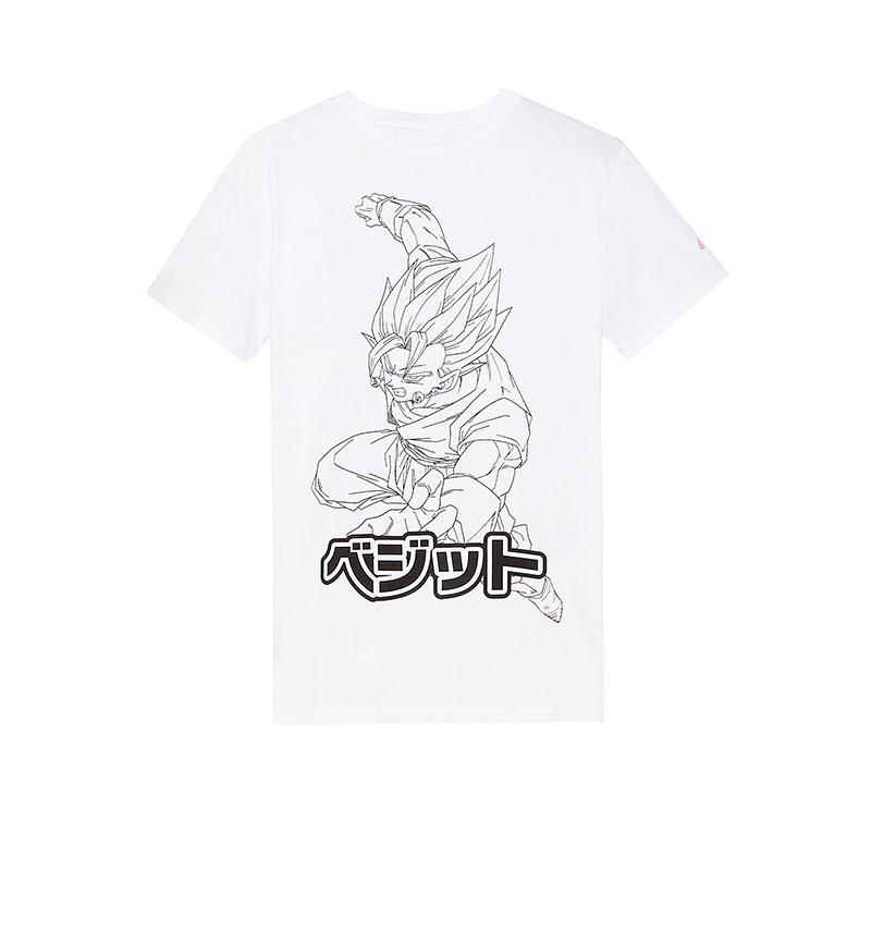 Bershka x Dragon Ball Z