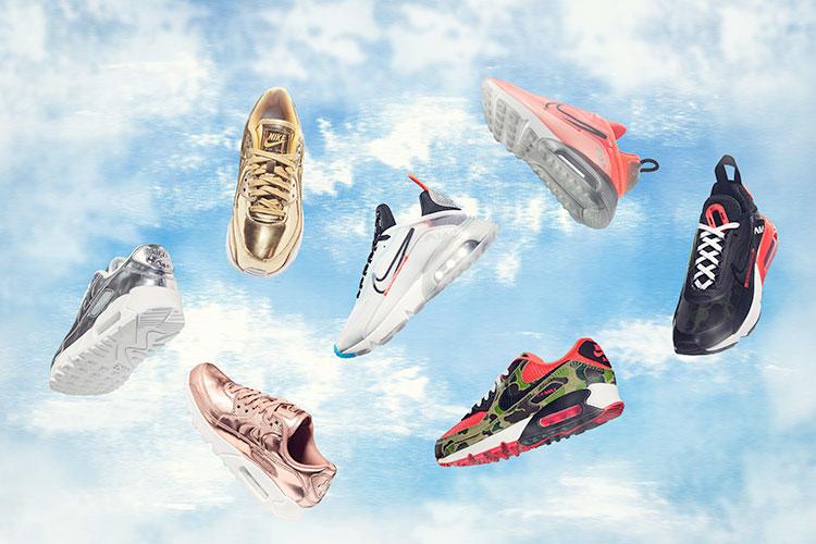 material Existe La playa  Estos son los lanzamientos con los que Nike celebrará el Air Max Day -  FANTASTIC MAG