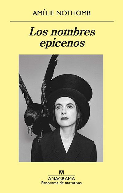 """""""Los Nombres Epicenos"""" de Amélie Nothomb"""