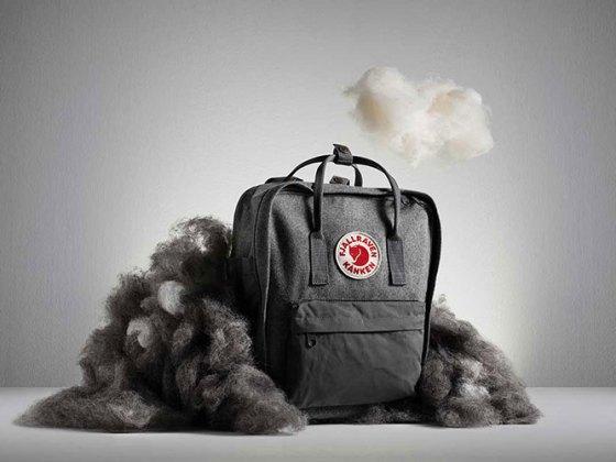 Fjällräven Kånken Re-Wool