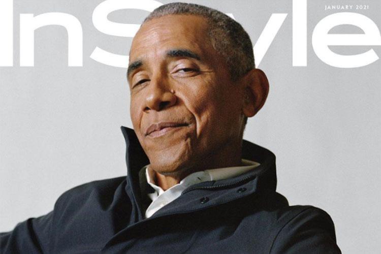 Barack Obama x InStyle