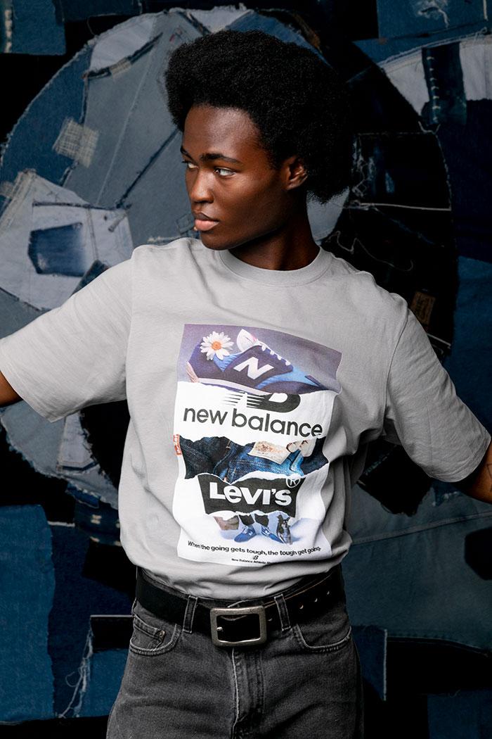 Levi's x New Balance