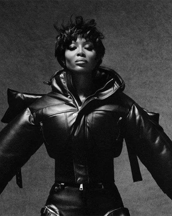 Naomi Campbell x Hood by Air