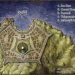 Star Fort Fantasy Map