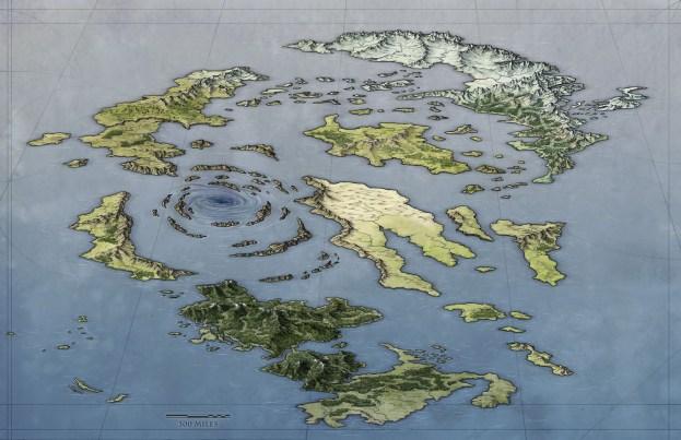 A Free World Map - Fantastic Maps