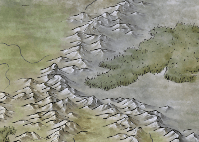 Light and shade for the stormpunk fantasy pathfinder world of Rhune: Dawn of Twilight