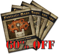 Map bundle for online d&d for sale
