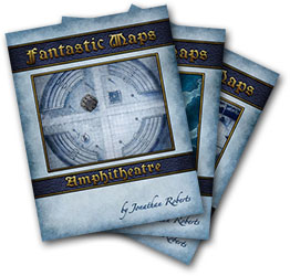 Fantasy map bundle for Pathfinder adventure