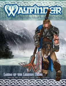 Cover for Wayfinder 6 for Pathfinder