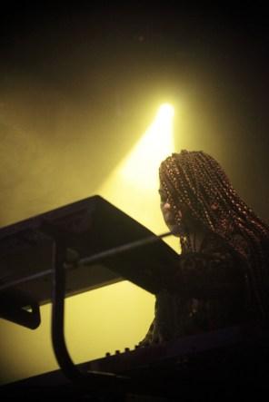 Twin Shadow @ Apolo (Barcelona, 29 de octubre 2012)