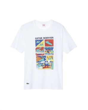 Lacoste L!ve The Artist Series