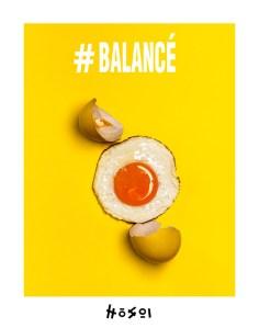 """#BALANCÉ"", de Hosoi"