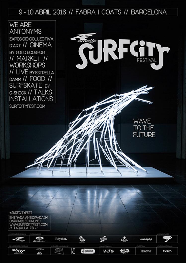 Arnette Surfcity Festival 2016