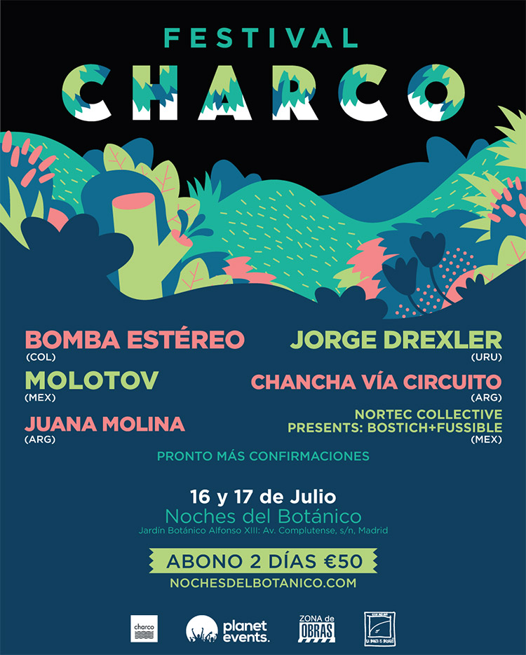 Festival Charco 2016