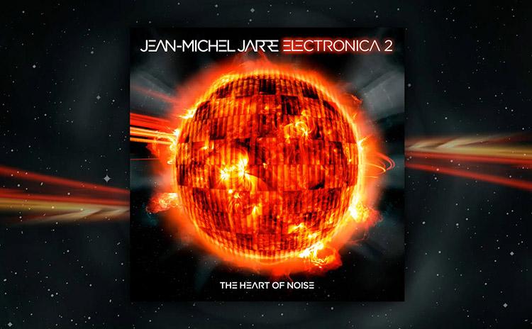 "Jean-Michel Jarre: ""Electronica Vol 2"""