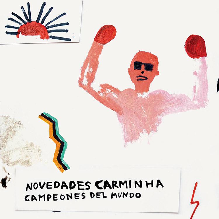 """Novedades Carminha: """"Campeones del Mundo"""""""