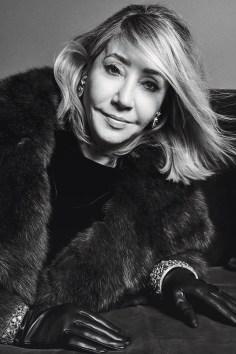 Susan Gutfreund / New Royals @ W Magazine
