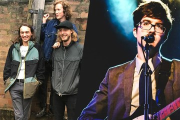 Spring King vs. Car Seat Headrest