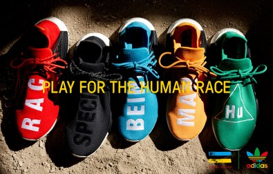 Hu de Pharrell Williams x adidas Originals