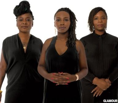 Fundadoras de Black Lives Matter