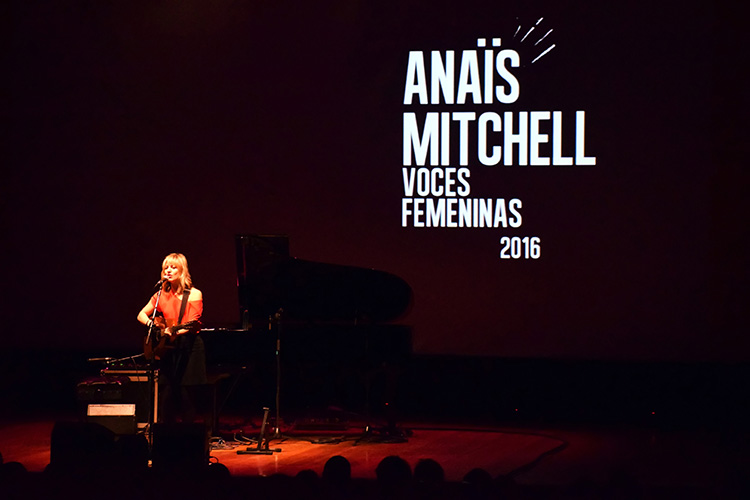 Anaïs Mitchell @ Voces Femeninas 2016