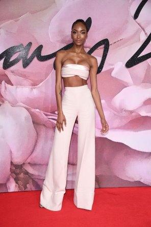 Jourdan Dunn @ Fashion Awards 2016