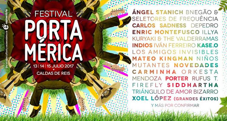 portAmérica 2017 (cartel)