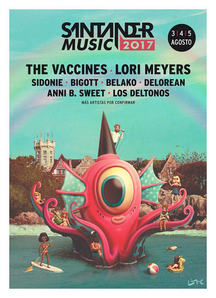 Santander Music 2017