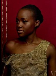 Lupita Nyong'o @ Vanity Fair
