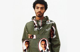 Supreme x Obama
