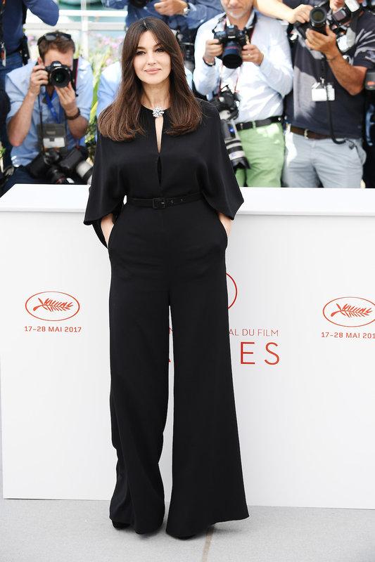 Monica Bellucci @ Cannes 2017