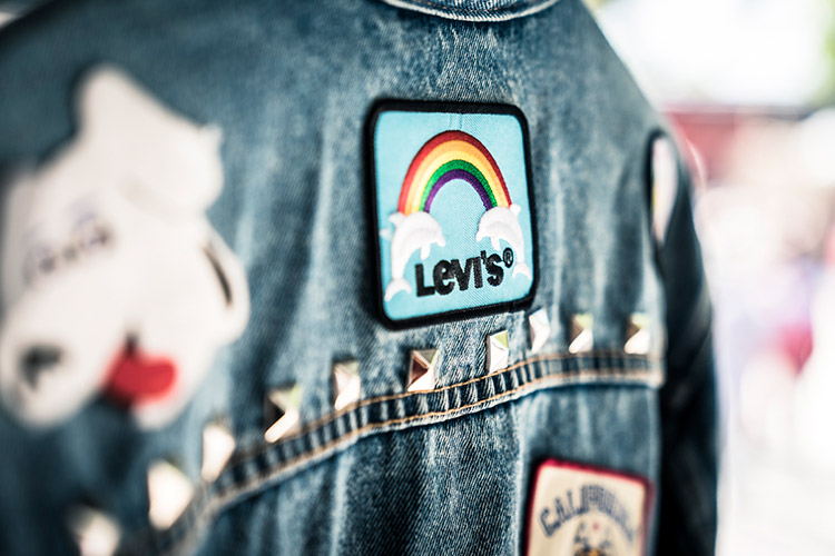 Levi's® Tailored Shop on Tour