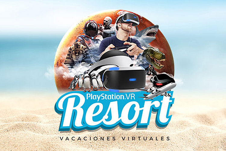 PlayStation VR Resort